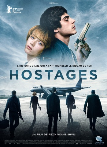 HOSTAGES Affiche