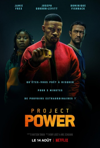 PROJECT POWER Affiche