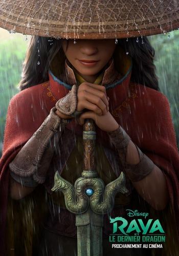 Raya et le Dernier Dragon Affiche