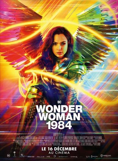 Wonder Woman 1984 Affiche