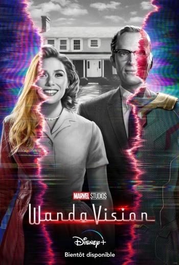 WandaVision Affiche