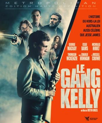 Le Gang Kelly Affiche