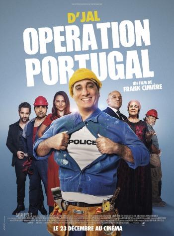 Opération Portugal Affiche