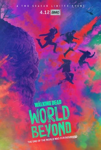 The Walking Dead World Beyond Affiche