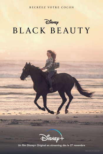 Black Beauty Affiche