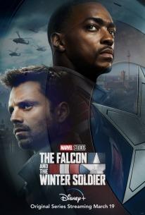 Le Faucon et le Soldat de l'Hiver Affiche