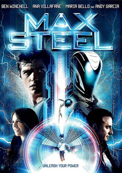 Max Steel Affiche