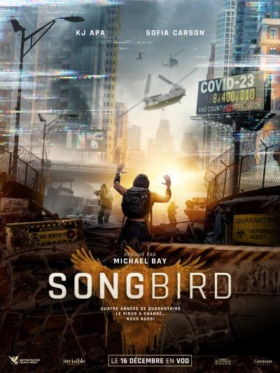 Songbird Affiche