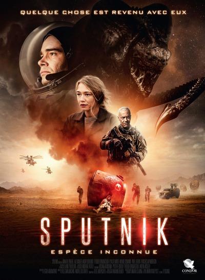 Sputnik Espèce Inconnue Affiche