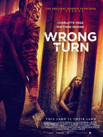 Wrong Turn Affiche