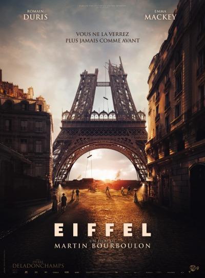 Eiffel Affiche