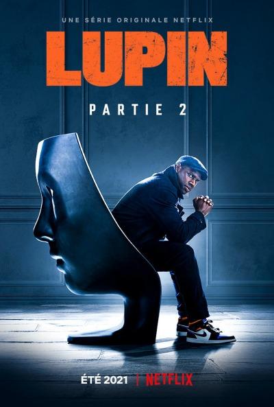 Lupin Partie 2 Affiche