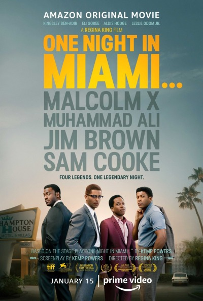 One Night In Miami Affiche