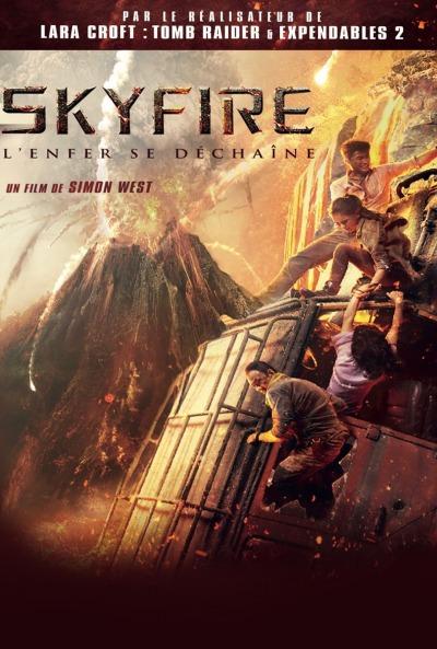 Skyfire Affiche