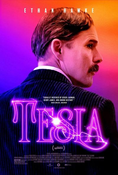 Tesla Affiche