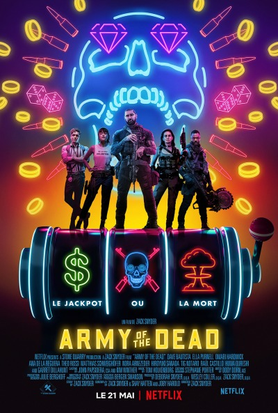 Army Of The Dead Affiche