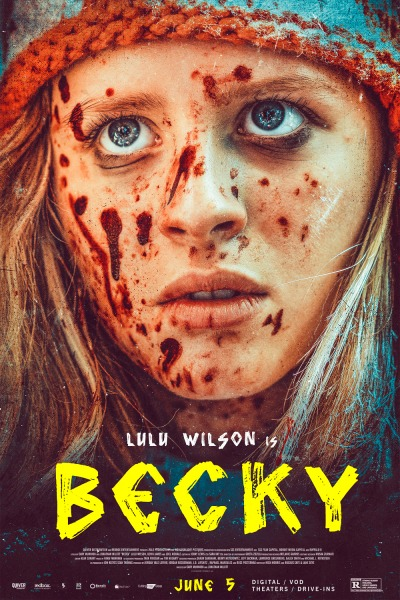 Becky Affiche