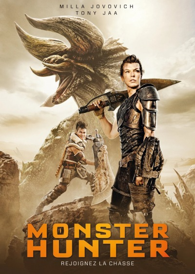 Monster Hunt Affiche 2021