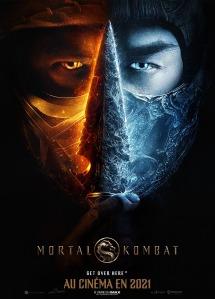 Mortal Kombat Affiche 2021