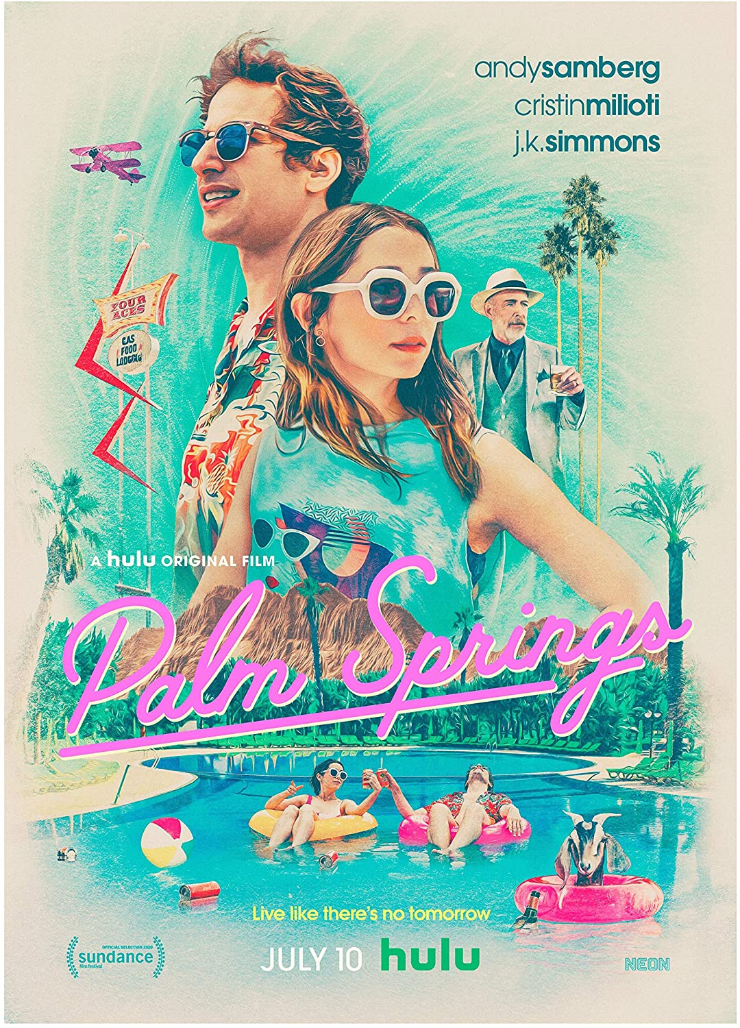 Palm Springs Affiche