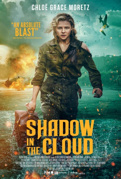 Shadow in the Cloud Affiche