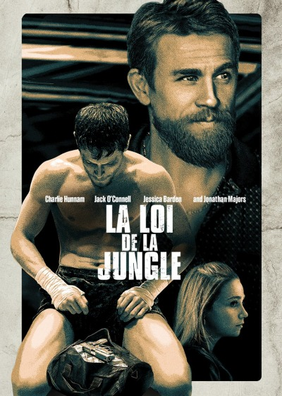 La Loi de la Jungle Affiche
