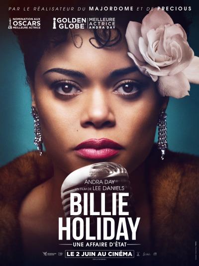 Billie Holiday Affiche