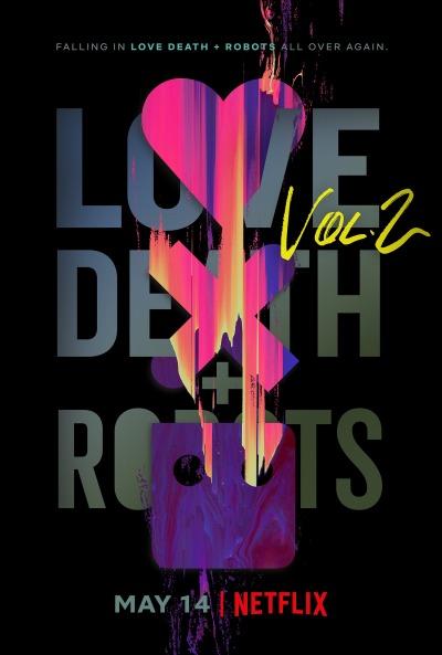 Love, Death + Robots Vol. 2 Affiche