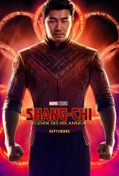 Shang-Chi et la Légende des Dix Anneaux Affiche
