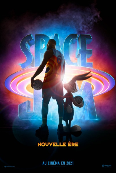Space Jam Nouvelle Ère Affiche