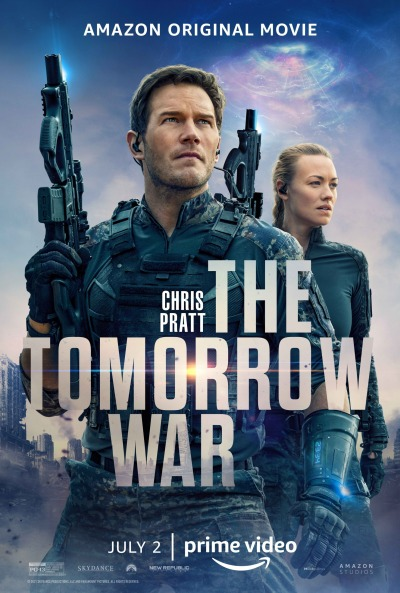 The Tomorrow War Affiche