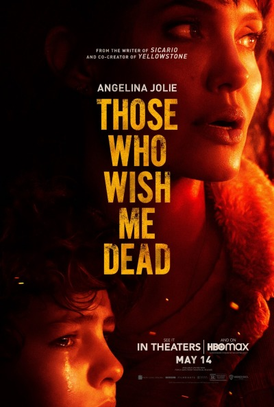 Those Who Wish Me Dead Affiche