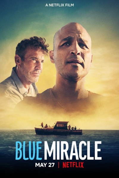 Blue Miracle Affiche