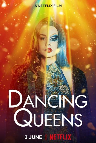 Danse avec les queens Affiche Netflix