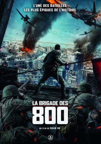 La Brigade des 800 Affiche