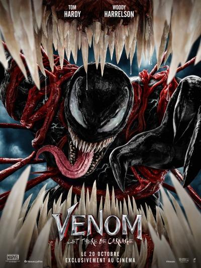 Venom 2 Affiche