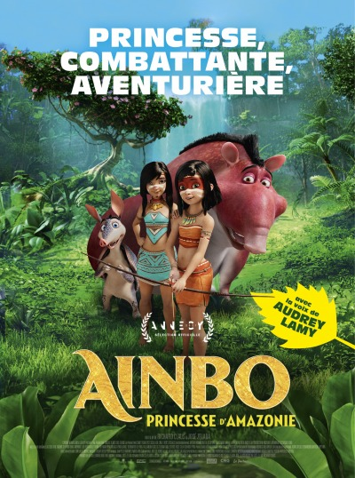 Ainbo Affiche