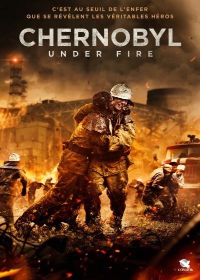 Chernobyl Under Fire Affiche