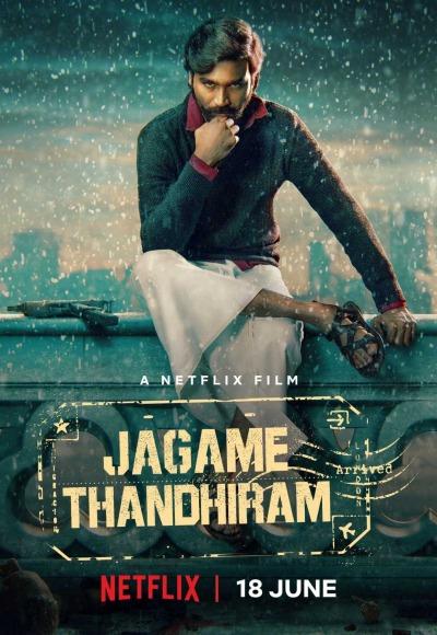 Jagame Thandhiram Affiche e1623280363942