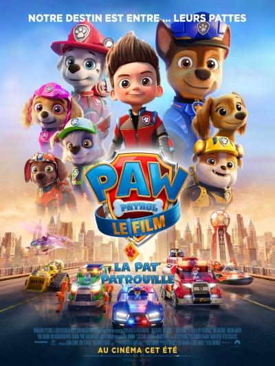 La Pat' Patrouille Le film Affiche