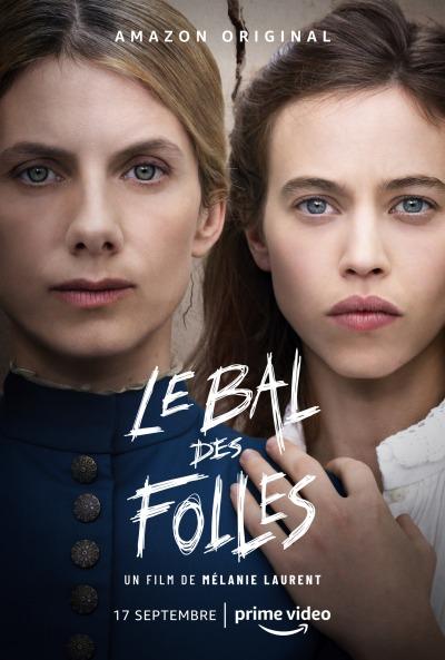 Le Bal Des Folles Affiche