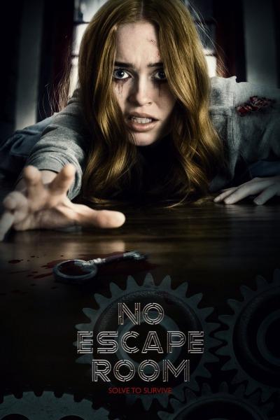 No Escape Room Affiche