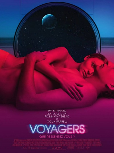 Voyagers Affiche
