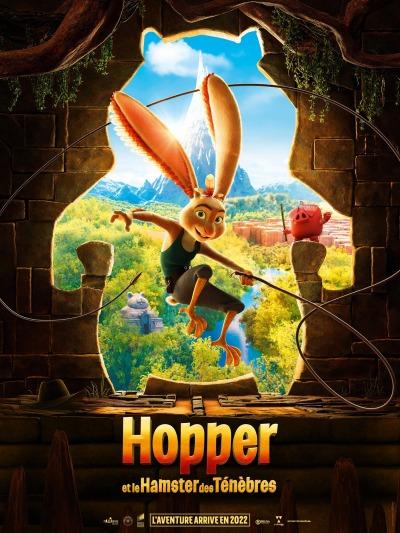 Hopper et le Hamster des Ténèbres