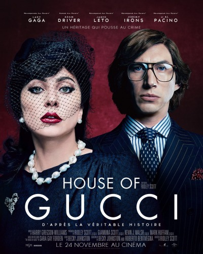 House of Gucci Affiche
