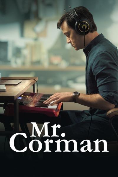Mr. Corman Affiche e1625766197998
