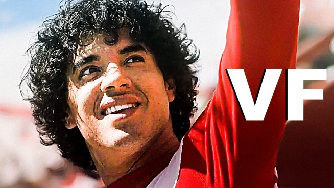 Maradona Le Rêve Béni
