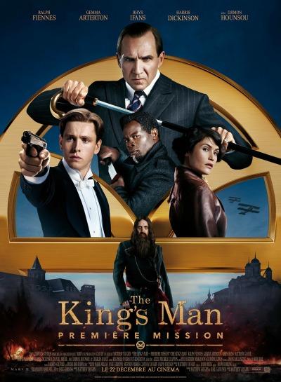 The King's Man Première Mission