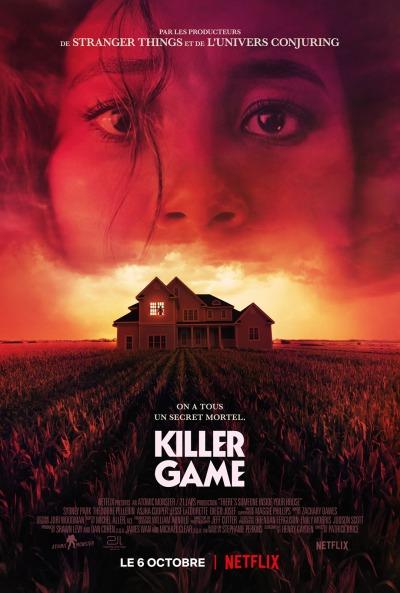 Killer Game Affiche